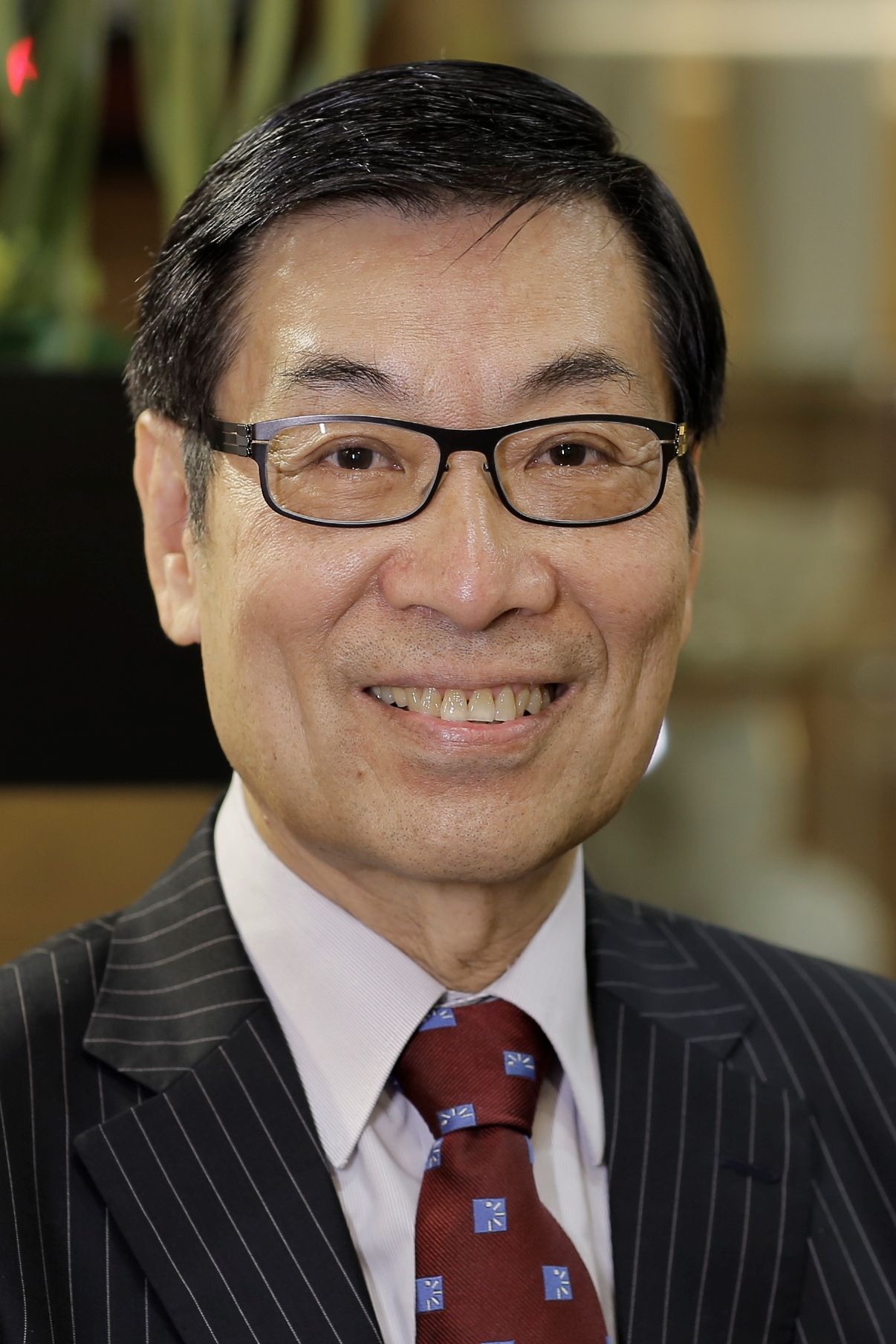 Professor Fu-Chan Wei