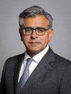 Rt. Hon. Professor Lord Kakkar PC