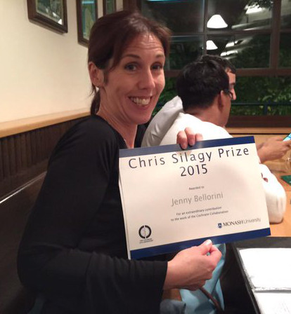 Chris Silagy Prize 2015